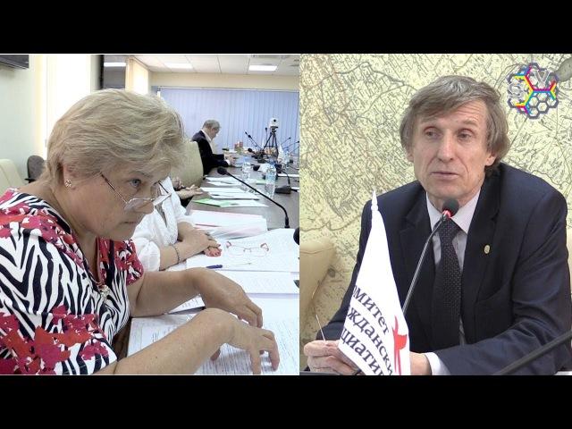 Гибель России под спрутом судебных кланов