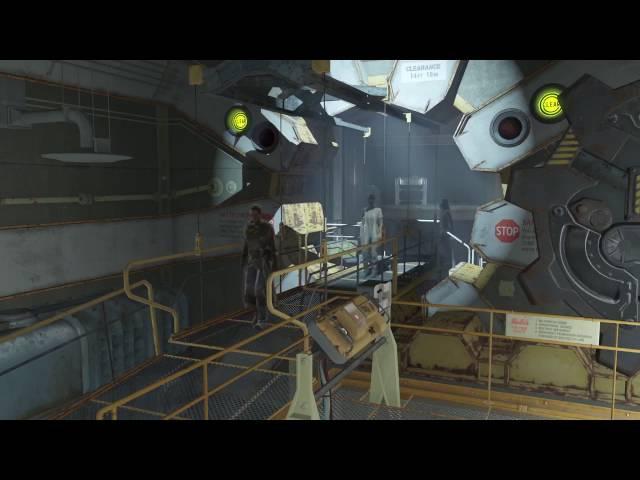 геймплей DLC для Fallout 4 Vault-Tec Workshop E 3 2016