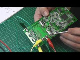Mastech MS7221 VoltmA Calibrator Repair