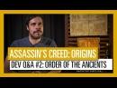 Dev QA 2 Focus on Order of the Ancients - with Matthew Zagurak