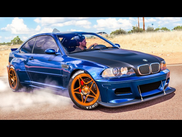 Forza Horizon 3 - BMW M3 2005 | PC Gameplay HD 1440p Thrustmaster T300 RS GT Edition