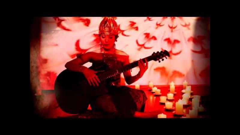 亮弦-Ryogen- Dance of Saraswati MV guitar solo sologuitar ソロギター
