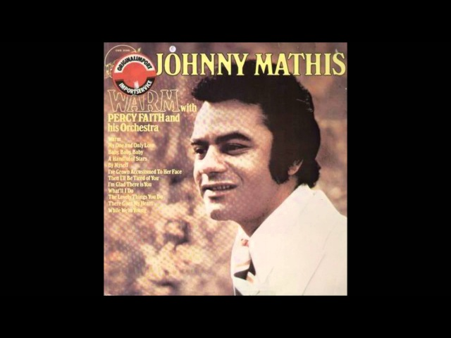 Johnny Mathis ~ A Certain Smile 1958