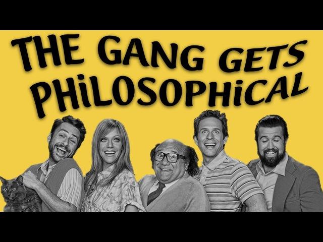 Philosophy in Comedy: It's Always Sunny in Philadelphia