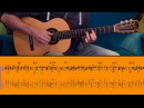 CORCOVADO (Quiet Nights of Quiet Stars) Tutorial by David Plate - TABs Score