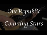 Counting Stars - Fingerstyle Guitar
