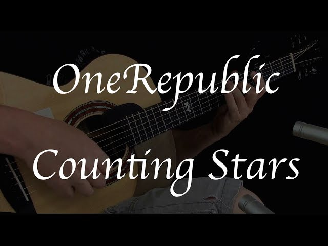 Counting Stars Fingerstyle Guitar