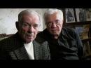 разговор российского писателя Виктора Астафьева и актера Георгия Жженова о Вто