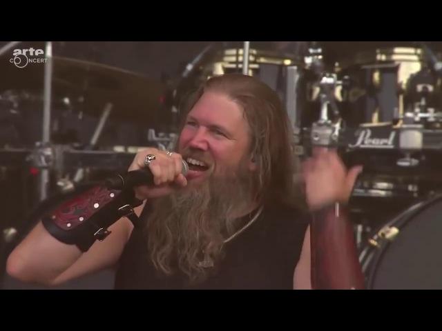 AMON AMARTH - Varyags Of Miklagaard - Live at Wacken Open Air - (Pro-Shot) - (HD)