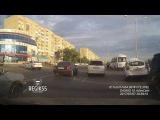 В Омске водитель устроил массовое ДТП из-за приступа эпилепсии