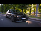 Because race car - Andreass BMW E30