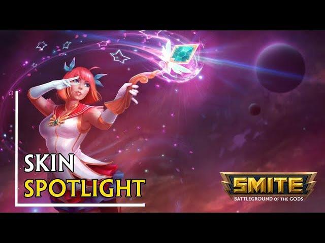 Mystic Defender Neith Skin Spotlight