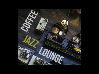 Coffee Jazz Lounge - Jazz Blend Café Mix