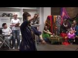 «Когда я просыпаюсь», bollywood dance импровизация, Дарина Пахомова, студия «Chandra»