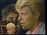 David Bowie (interview) - October, 1983, Toyko, Japan (JEMS Archive)