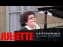 JULIETTE L'INTEGRALE DU CONCERT A L'HOTEL MATIGNON PARIS LE 21 JUIN 2013