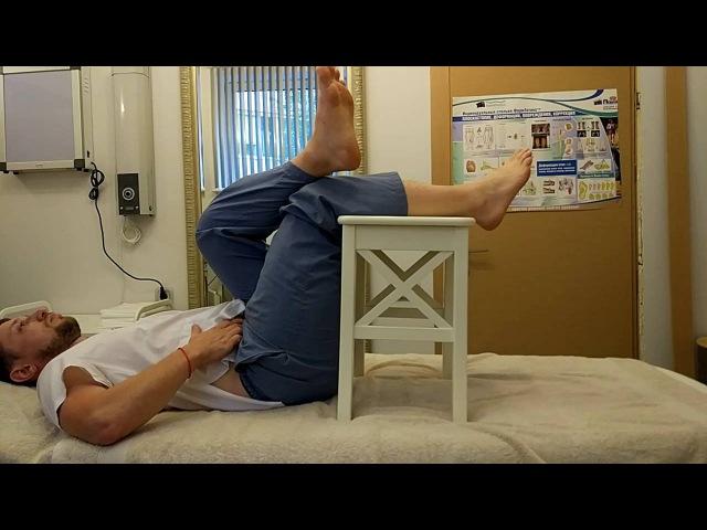 Гимнастика для лимфодренажа и профилактики венозной недостаточности