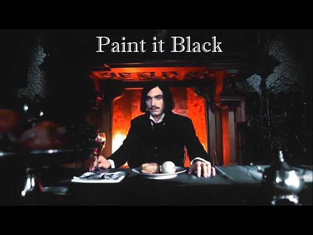 16 Gogol Paint It Black