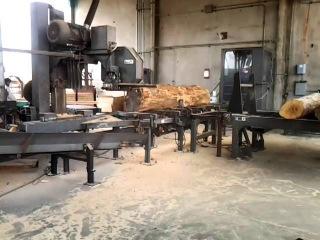 Wood-Mizer LT300 w/Log Deck  For Sale