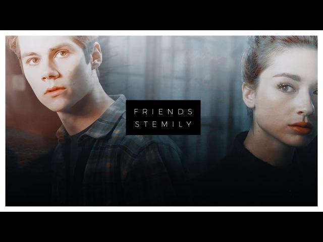 TELL ME WE WEREN'T JUST FRIENDS   STILES EMILY (GEMINI)