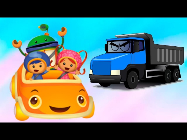 Team Umizoomi Umicars Shape Mountain Race learning Games online nellie 06082017