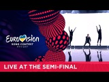 Hovig - Gravity (Cyprus) LIVE at the first Semi-Final