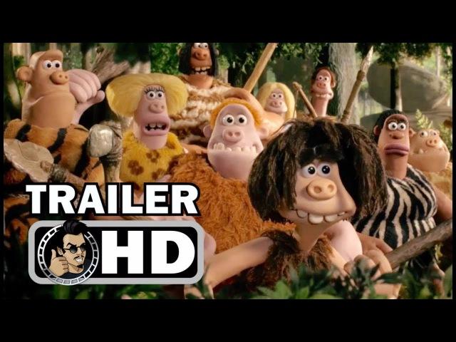 EARLY MAN Official Teaser Trailer (2018) Tom Hiddleston Eddie Redmayne StopMotion Animation Movie HD