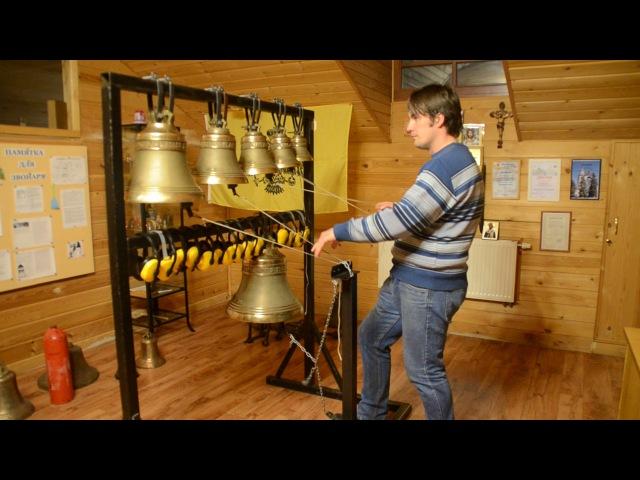 Простые звоны с двойкой зазвонных колоколов