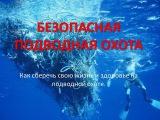 Безопасная подводная охота  Как сохранить свою жинь и здоровье на подводной охоте