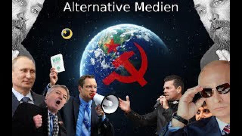 Mit den alternativen Medien zur neuen Weltordnung?
