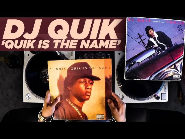 Discover Classic Samples On Dj Quik's 'Quik Is The Name'