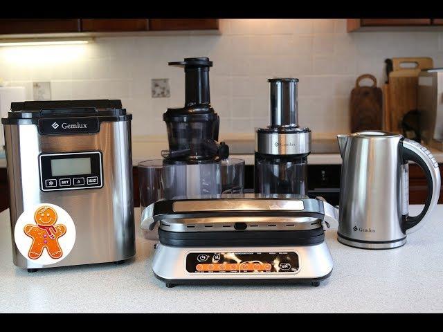 Большой Осенний Розыгрыш и Обзор Кухонной Техники от GEMLUX