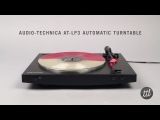 Audio-Technica AT-LP3 Turntable Overview