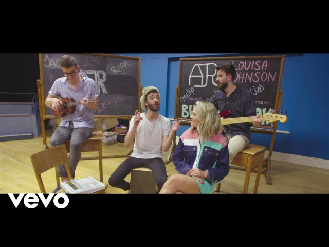 AJR - Weak (Acoustic) ft. Louisa Johnson
