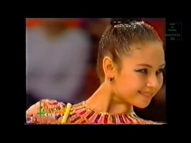 From Amina to Mamun - The Stars of Russian Rhythmic Gymnastics