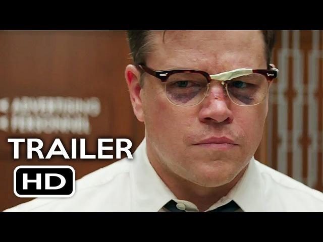 Suburbicon Official Trailer 1 (2017) Matt Damon, Oscar Isaac Crime Comedy HD