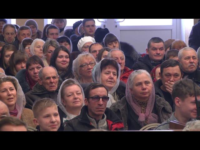 Свидетельство Алексея Пшенко Наше отношение к молитве должно меняться