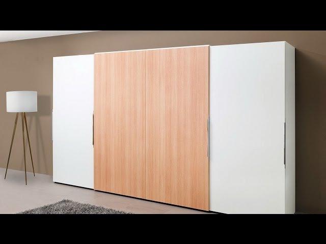 Система для 4-х дверного шкафа TopLine L с синхронизацией двух центральных створок