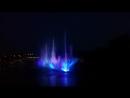 шоу фонтанов Roshen в Виннице