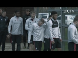 Pre Watford training [26.04.17]
