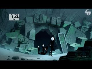 Samurai Jack ТВ-5 3 серия русские субтитры Risens Team / Самурай Джек 5 сезон 03 эпизод