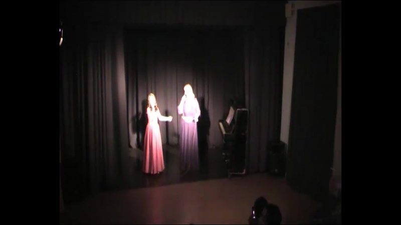 Нелли Максимова и Мария Яцкина - Viva perley