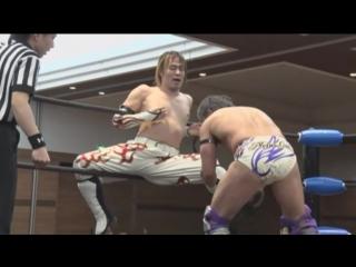 Isami Kodaka vs. Minoru Tanaka (DDT - BASARA 31 ~ Nerima White Snake)