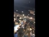 Видео с автограф-сессии в Black Star Wear на Арбате (mofk_marvin)
