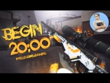 Counter-Strike: Global Offensive с INTELEGENT ٩(●̮̮̃●̃)۶ #1