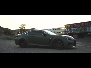 Lexus Military RC F