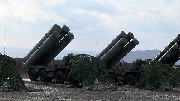 Полк С-400 встанет надежурство вСевастополе вконце зимы 2018г