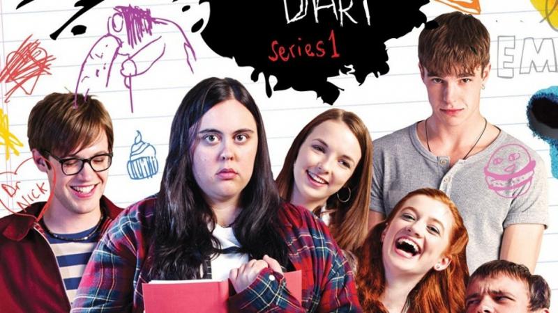 Finn and Rae | My Mad Fat Diary | Мой безумный дневник