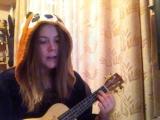 Женя Любич - Колыбельная (ukulele cover)