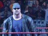 The Rock vs Chris Benoit vs Undertaker vs Kane Unforgiven 2000